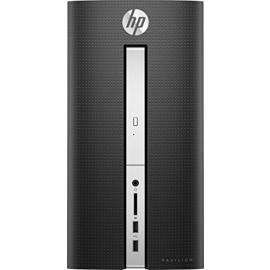 2016 Newest HP Pavilion Desktop- 6th Gen Quad Core Intel I7-6700T Processor up to 3.6GHz, 12GB DDR4 Memory, 2TB 7200rpm HDD, DVD±RW, 802.11ac, Bluetooth, HDMI+VGA Dual Monitor Support, Windows 10