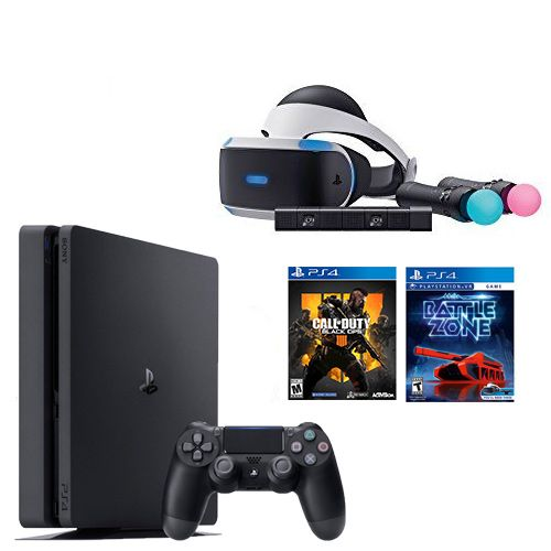 30 Off Playstation Vr Start Bundle 5 Items Vr Headset Move