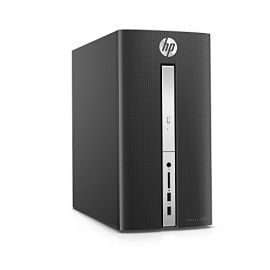 2017 HP Pavilion 510 Flagship High Performance Desktop, Intel Core i7-6700T Quad-Core 2.8GHz, 8GB DDR4 RAM, 1TB 7200RPM HDD, DVD +/- RW, 802.11ac, HDMI, Bluetooth, VGA, Windows 10