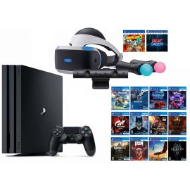 2019 Customize Playstation VR Starter Bundle - Choose your console and games!