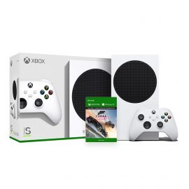 2020 New Xbox Series S 512GB SSD Console Bundle with Forza Horizon 3