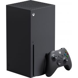 2020 Newest Xbox Series X Gaming Console Bundle - 1TB SSD Black Xbox with Two Xbox Wireless Controllers Black and White