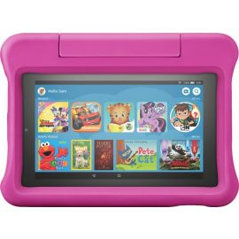 "Amazon - Fire 7 Kids Edition 2019 release - 7"" - Tablet - 16GB - Pink"