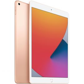 Apple - 10.2-Inch iPad (2020 Latest Model) with Wi-Fi - 32GB - Gold