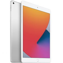 Apple - 10.2-Inch iPad (2020 Latest Model) with Wi-Fi - 32GB - Silver