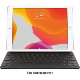 Apple - Smart Keyboard for iPad (8th Generation), iPad (7th Generation), iPad Air (3rd Generation), and 10.5-inch iPad Pro
