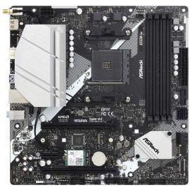 ASRock AM4 AMD B550 SATA 6Gb/s Micro ATX AMD Motherboard Model B550M/AC