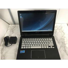 ASUS Q302I Flip 2-in-1 Touchscreen Laptop, Intel Core i5-5200U 2.2 GHz, 6GB RAM,  1TB HDD Storage, Windows 10 (Used Like New)
