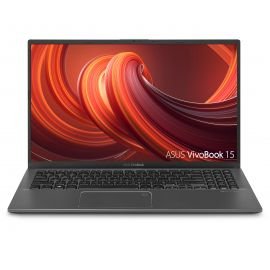 "ASUS VivoBook 15.6"" FHD NanoEdge Home and Business Laptop, AMD R3 3200U up to 3.50 GHz, 256GB SSD+1TB HDD, 4GB DDR4 RAM, USB-C, FP Reader, Backlit, Keypad, 1920x1080, HDMI, Win 10"
