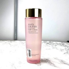 Authentic New Estee Lauder Soft Clean Silky Hydrating Lotion 400ml / 13.5oz X2