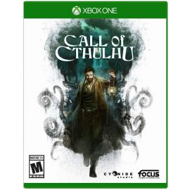 Call of Cthulhu - Xbox One Game Disc