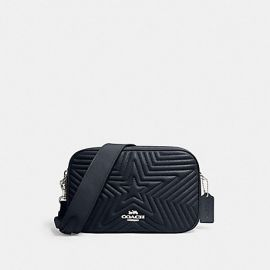 COACH 1904 JES CROSSBODY BAG WITH STAR QUILTING IN MIDNIGHT