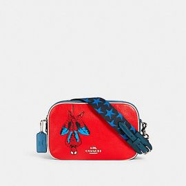 COACH 2544 COACH │ MARVEL JES CROSSBODY WITH SPIDER-MAN IN MIAMI RED MULTI