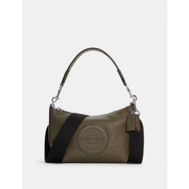 Coach C2829 Dempsey Shoulder Bag With Patch Surplus