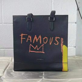 Coach X Jean-Michel Basquiat Graham Structured Tote C5428 Limited Edition
