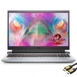 Dell G15 Gaming Laptop Phantom Grey, 15.6'' FHD 120Hz Display, Hexa-Core AMD Ryzen 5 5600H 3.3 GHz, GeForce RTX 3050, 16GB RAM, 2TB NVMe SSD, Wi-Fi 6, USB-C/HDMI/RJ-45, Mytrix HDMI Cable, Win 10