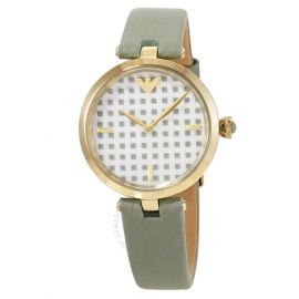 EMPORIO ARMANI AR11314 Arianna Quartz Silver Dial Ladies Watch