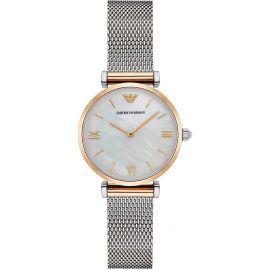 Emporio Armani AR2068 Women's Two-Hand Stainless Steel Watch
