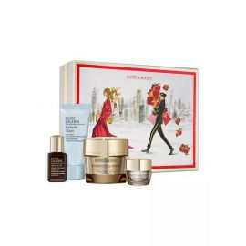 Estée Lauder Firm + Glow Skincare Collection Supreme+ 50ML Supreme+ Eye Balm 5mL Perfectly Clean Cleanser 30mLANR 15ML