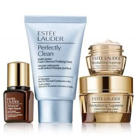 ESTEE LAUDER 2019 REVITALIZING SUPREME GLOBAL ANTI AGING CREME SET