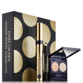 Estee Lauder Holiday Nights Golden Eyes Gift Set