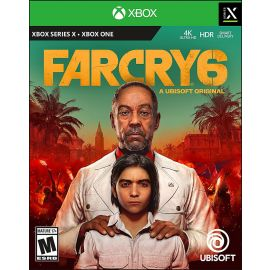 Far Cry 6 Xbox Series X S, Xbox One Standard Edition - Includes Next-Gen Upgrade
