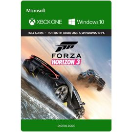 Forza Horizon 3 - Microsoft Xbox One Windows 10 PC Full Game Key Card