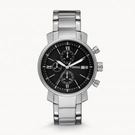 Fossil BQ1000 Rhett Chronograph Stainless Steel Men's Watch
