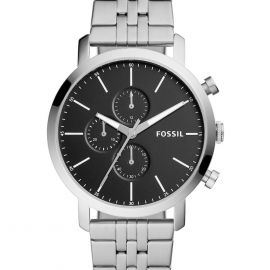 Fossil BQ2328IE Luther Chronograph Stainless Steel Men's Watch