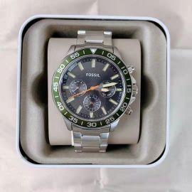 Fossil BQ2625 Men's Multifunction Stainless Steel Watch