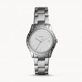 Fossil BQ3373 Adalyn Three-Hand Stainless Steel Watch