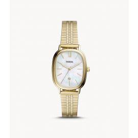 Fossil BQ3610 Lyla Three-Hand Date Gold-Tone Stainless Steel Watch