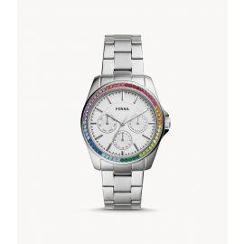 Fossil BQ3613  Janice Multifunction Stainless Steel Men's Watch