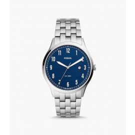 Fossil FS5593 Forrester Three-Hand Date Stainless Steel Men's Watch
