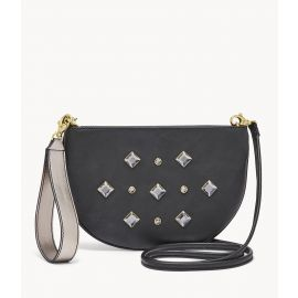 Fossil SHB2372001 Maisie Convertible Clutch Black