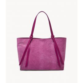 Fossil SHB2649508 Rayna Tote In Magenta