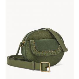 Fossil ZB1350355 Serena Convertible Belt Bag In Aloe Green