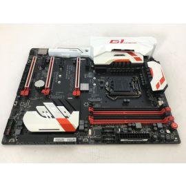 Gigabyte GA-Z170X-Gaming Motherboard 7 MP LGA1151 I-SERIES MAX-64GB DDR4 ATX ( Broken )