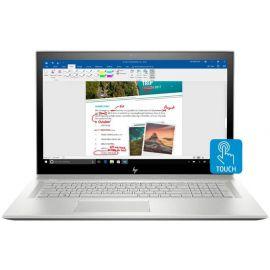 "HP Envy 17.3"" Touchscreen IPS FHD Laptop, i7-8550U up to 1.99 GHz, NVIDIA GeForce MX150, 12GB RAM, 1TB SSD, USB-C/DP, DVD-RW, RJ-45 Ethernet, Win 10 (Used Like New)"