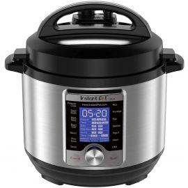 Instant Pot Ultra 3 Qt 10-in-1 Multi- Use Programmable Pressure Cooker, Slow Cooker, Rice Cooker, Yogurt Maker, Cake Maker, Sauté, Steamer, Warmer, and Sterilizer, Egg Cooker, Silver