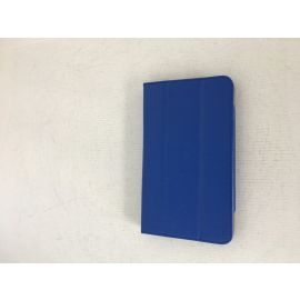 """IVIEW 744TPC 7"""" Tablet Android 4.4 KitKat 8 GB Memory Capacity Blue (Used Screen Damage)"""