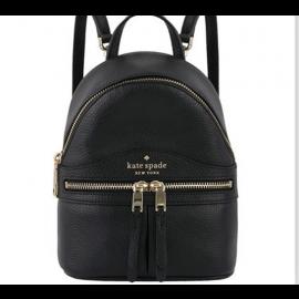 Kate Spade Karina mini Convertible Backpack Black WKRU7056