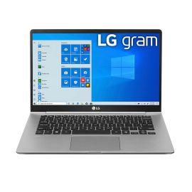 "LG Gram Ultra-Slim Laptop 14"" Full HD IPS Intel Core i5-10210U Up to 4.2Ghz 8GB DDR4 RAM 2TB SSD Backlit KB FB Reader USB-C HDMI WiFi 6 Up to 22.5 Hours Battery Win 10"