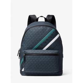 Michael Kors Cooper 37U0LCOB2B Large Backpack In NVY/FADE MNT