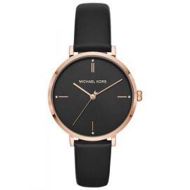 Michael Kors Women's Jayne Three-Hand Rose Gold-Tone Alloy Watch MK7101