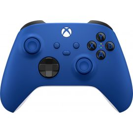 Microsoft - Controller for Xbox Series X, Xbox Series S, and Xbox One (Latest Model) - Shock Blue