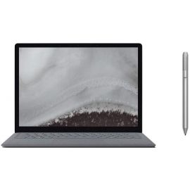 "Microsoft Surface Laptop 13.5"" Touchscreen PC, Core i5 Dual Core up to 3.1 GHz, 8GB RAM, 128GB SSD, Webcam, Bluetooth, Win 10 Platinum with Surface Pen (Used Like New)"