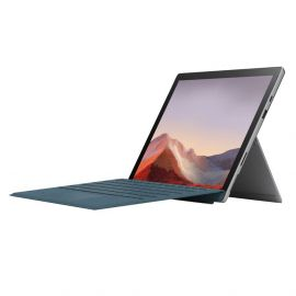 """Microsoft Surface Pro 7 2 in 1 Touchscreen PC Tablet 12.3"""" 2736x1824, 10th Gen i5, 8GB RAM, 128GB SSD, 4 Core up to 3.70 GHz, USB-C, Backlit, Bluetooth 5.0, WebCam, Win 10 w/Cobalt Blue Type Cover"""