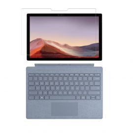 """Microsoft Surface Pro 7 2n1 12.3"""" ( 2736 x 1824 ) Touch Screen Tablet, Intel Core i5, 8GB RAM, 256GB SSD, Win 10 w/Type Cover, Free Protector - Ice Blue"""