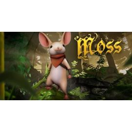 Moss - PlayStation VR - Full Game Download Digital Code - Physical Key Card